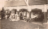 Picture relating to Ascot - titled 'Ascot, Brisbane, Kids fancy dress birthday party - early 1930's'