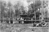 Picture relating to Yandina - titled 'Gathering of people at the Yandina Races, 1903'
