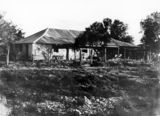 Picture of / about 'Winton' Queensland - Timeworn homestead on Old Cork Station, Winton