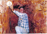 Picture of / about 'Opalton' Queensland - Lucky II. Opal Mine-Opalton
