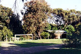 Picture relating to Cape Liptrap Coastal Park - titled 'Cape Liptrap Coastal Park; Bear Gully Camp ground'