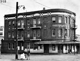 Picture relating to Redfern - titled 'Baden Powell Hotel. Redfern'