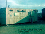 Picture relating to Dampier - titled 'DampierPolice Station--1967'