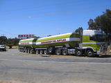 Picture relating to Mount Barker - titled 'Gnowangerup Fuel Supplies Truck'