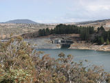 Picture of / about 'Lake Jindabyne' New South Wales - Lake Jindabyne Dam Wall
