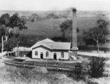 Picture of / about 'Warwick' Queensland - Waterworks building at Warwick, 1898