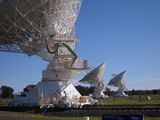 Picture relating to Culgoora - titled 'The Australia telescope @ Culgoora'