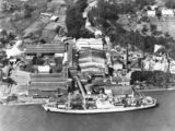 Picture of / about 'Brisbane' Queensland - Aerial view of Borthwicks, Brisbane