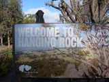 Picture relating to Hanging Rock - titled 'Hanging Rock'