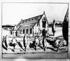 Picture relating to Canberra - titled 'Drawing for proposed Church of Christ, Canberra.'