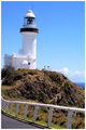 Picture relating to Byron Bay - titled 'Lighthouse - Byron Bay - New South Wales'