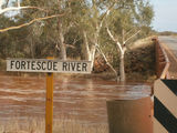 Picture relating to Fortescue River - titled 'Newman ~ environs'
