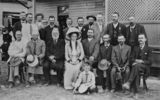 Picture relating to Biggenden - titled 'First Board of Directors and Committee who started Biggenden Butter Factory'
