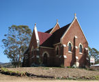 Picture relating to Candelo - titled 'St Peter's Anglican Church'