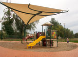 Picture relating to Wedderburn - titled 'Playground at Jacka Park Wedderburn'