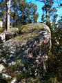 Picture of / about 'Square Rock' the Australian Capital Territory - Square Rock - impressive boulders