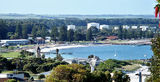 Picture relating to Esperance - titled 'Boat harbour and beach Esperance'