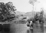 Picture relating to Lake Burragorang - titled 'Lake Burragorang NSW 1941'