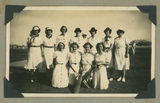 Picture relating to Cunnamulla - titled 'Cunnamulla women's cricket team, 1939'