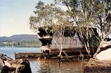 Picture of / about 'Hawkesbury River' New South Wales - Wreck of HMAS Parramatta, Hawkesbury River