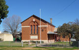 Picture relating to Urana - titled 'Urana Court House'