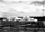 Picture of / about 'Parliament House' the Australian Capital Territory - Old Parliament House from the north