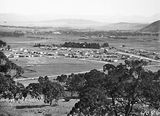 Picture relating to Ainslie - titled 'Reid from Mt Ainslie'