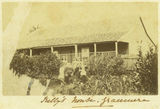 Picture relating to Gracemere - titled 'Kelly's House at Gracemere Station, Queensland'