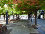 Picture relating to Shepparton-Mooroopna - titled 'Maude Street Mall in Shepparton'