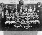 Picture relating to Nambour - titled 'Nambour Football Club, Premiers of the N. C. R. Union in 1912-13 and Winners of the Charity Cup in 1912'