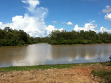 Picture relating to Horseshoe Lagoon - titled 'Horseshoe Lagoon, Lakefield National Park QLD'