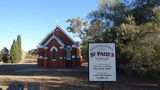 Picture relating to Nangus - titled 'St Paul's Anglican Church'