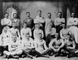 Picture relating to Rockhampton - titled 'Lakes Creek Rugby Union Team, Senior Premiers in the 1896-97 season'
