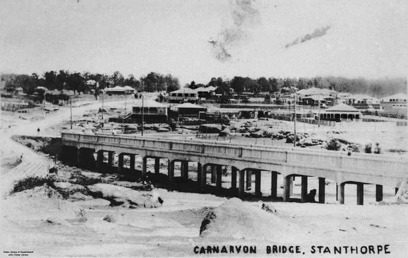 Picture of / about 'Stanthorpe' Queensland - Carnarvon Bridge, Stanthorpe