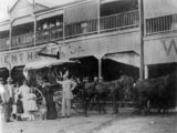 Picture of / about 'Irvinebank' Queensland - Ramage Family