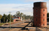 Picture of / about 'Wangaratta' Victoria - Wangaratta Station