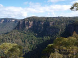Picture relating to Katoomba - titled 'Taken from Echo Point 2'