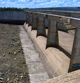 Picture of / about 'Emerald' Queensland - Emerald - Fairbairn Dam Wall