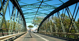 Picture relating to Bundaberg - titled 'Kennedy Bridge- Bundaberg. Steel architecture landscape.Bundaberg'