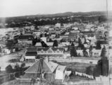 Picture of / about 'Brisbane' Queensland - View of Brisbane city's central business district, ca. 1883
