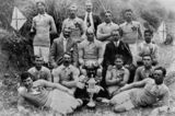 Picture of / about 'Sapphire' Queensland - Sapphire Rugby League Team, Queensland, 1913