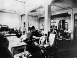 Picture of / about 'Brisbane' Queensland - Lithograph press department, Government Printing Office, Brisbane, 1921