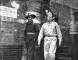 Picture relating to Brisbane - titled 'Witnesses in a stabbing incident in Fortitude Valley, Brisbane, on 9 October, 1942'