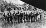 Picture relating to Eumundi - titled 'Rugby League Players from Eumundi Football Club, 1927'