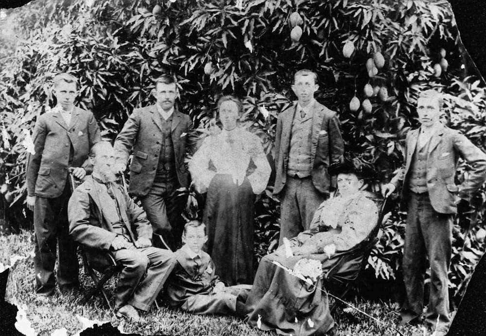Picture of / about 'Buderim' Queensland - Guy family