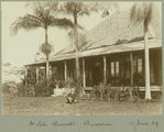 Picture of / about 'Buderim' Queensland - Residence of Mr John Burnett, Buderim, Queensland, June 1909