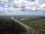 Picture of / about 'Nepean River' New South Wales - Nepean River from the Mount Portal Lookout