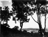 Picture relating to Ainslie - titled 'Old Parliament House from Mt Ainslie'