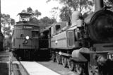 Picture relating to Williamstown - titled 'Railway Museum circa1965'