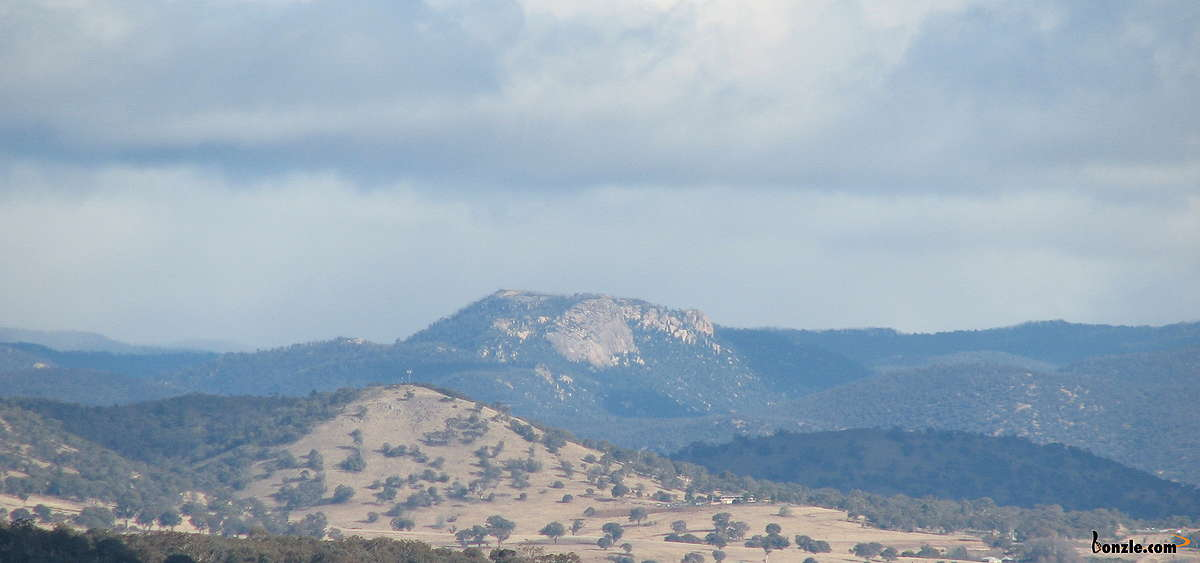 Picture of / about 'Booroomba Rocks' the Australian Capital Territory - Booroomba Rocks